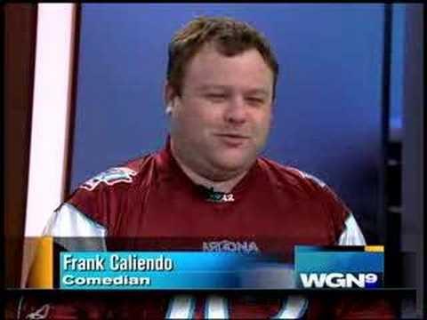 Świetne parodie Franka Caliendo