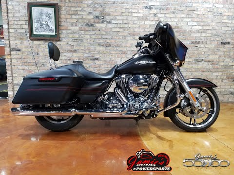 2015 Harley-Davidson Street Glide® Special in Big Bend, Wisconsin - Video 1
