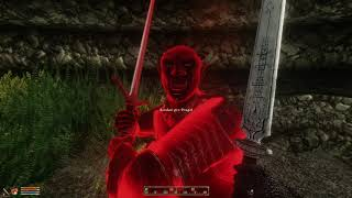Oblivion Modded Walkthrough 34 - From an Orc to a Ghost