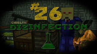 Minecraft выживание - DiZInfection - Ферма слез... Многих-многих слез - EP26