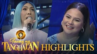 Tawag ng Tanghalan: Vice Ganda notices Hurado Karla's beauty