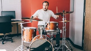 HOW TO BUILD A WORSHIP DRUM SET