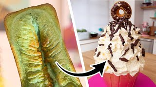 GIANT Buttercream Cupcake! From epic cake fail to epic cake | How To Cake It with Yolanda Gampp