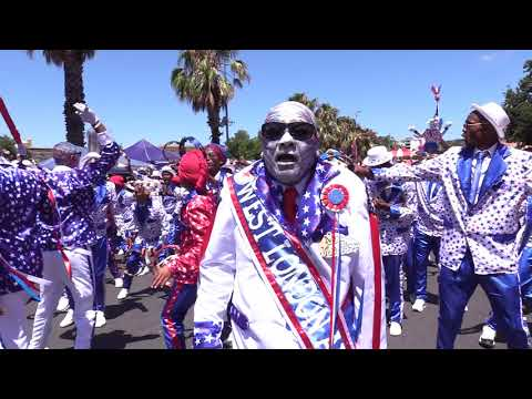 2020 Cape Street Parade Highlights