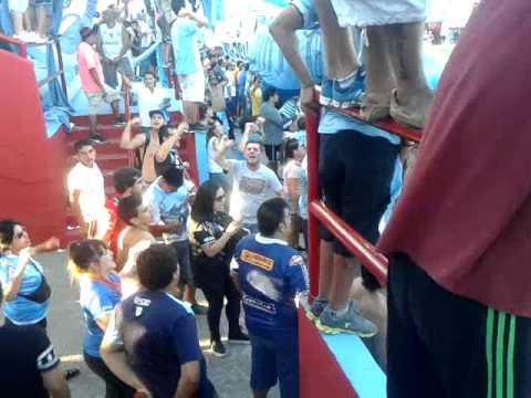 """""""Temperley vs Patronato en Sarandi"""" Barra: Los Inmortales • Club: Temperley"""
