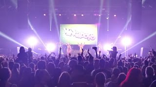 Thank you to everyone who attended the VENGABOYS Tour