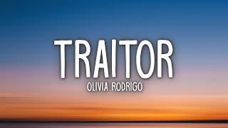 Olivia Rodrigo - traitor (Lyrics)