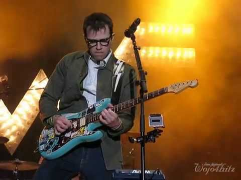 8/14 Weezer - New Song - Back to the Shack @ Rock the Park, London, ON 7/24/14