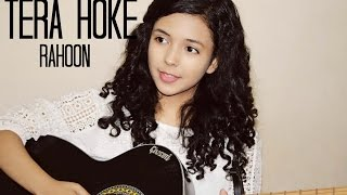 Tera Hoke Rahoon | Arijit Singh | Female Cover | Behen Hogi Teri | Shreya Karmakar