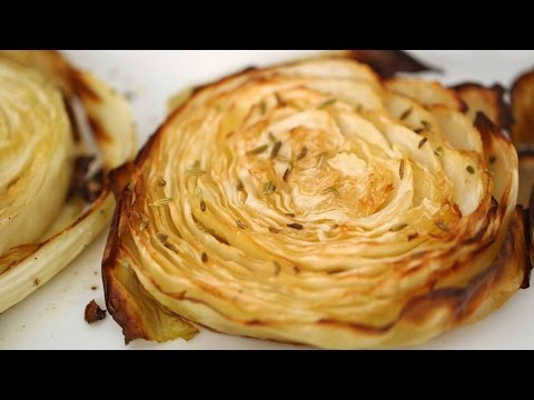 Must Make Roasted Cabbage Wedges – Everyday Food with Sarah Carey