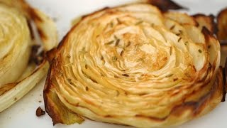 Must Make Roasted Cabbage Wedges - Everyday Food with Sarah Carey