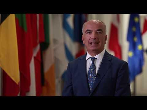 Gianluca Grippa, Embajador de la Unión Europea en la República Dominicana