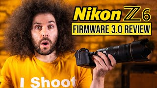 NIKON Z6 Firmware 3.0 AUTO FOCUS Review = BETTER than SONY or Does it SUCK?