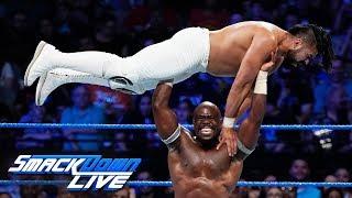 Apollo Crews vs. Andrade: SmackDown LIVE, July 2, 2019
