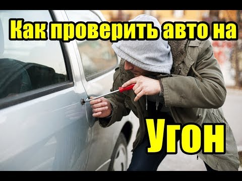 Как проверить авто на угон по гос номеру? Юридическая чистота машины