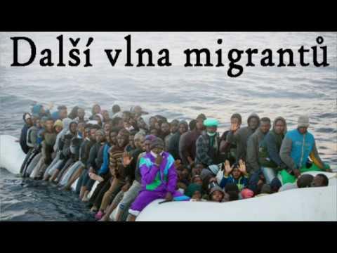 Tomio Okamura: Další vlna migrantů