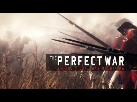 Cannon Fodder Set To Music, In Empire: Total War