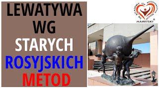 Lewatywa WG Starych Rosyjsich Metod. Aleksander Haretski. (© VTV)