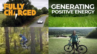 GENERATING POSITIVE ENERGY | Follow FULLY CHARGED for your daily dose of good news