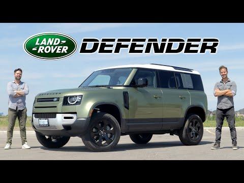 External Review Video E2UCE75HWsM for Land Rover Defender (L663)