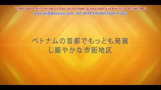 Dịch và lồng tiếng Nhật (giọng nữ) video dự án Vincity Sportia
