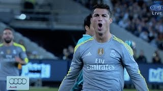 HD Real Madrid  Manchester City 41 Goles Y Momentos De CR7