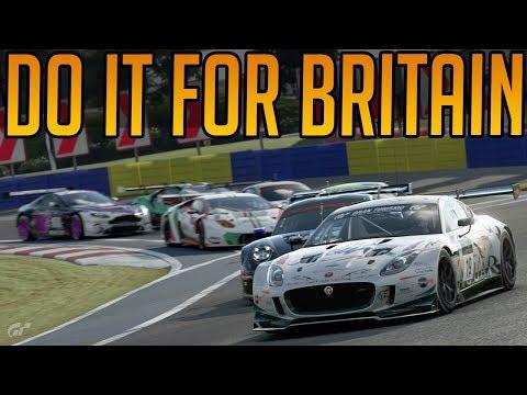 Gran Turismo Sport: Doing it For Britain
