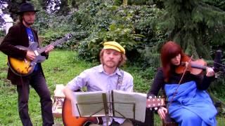 Video Heřman Švihák - Ticho, zahradní slavnost, Praha Střešovice, 2013