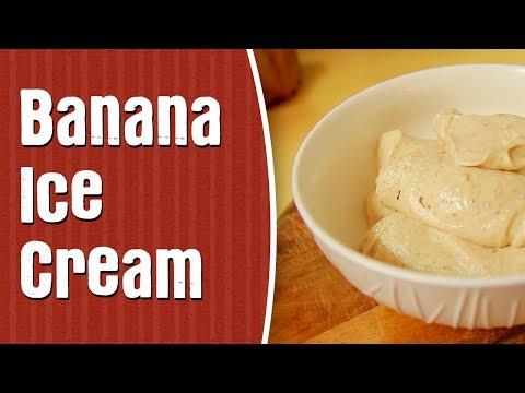Video How To Make Banana Ice Cream —Paleo Ice Cream Recipe