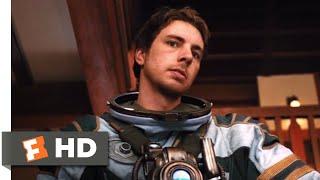 Zathura (2005) - The Stranded Astronaut Scene (3/8) | Movieclips
