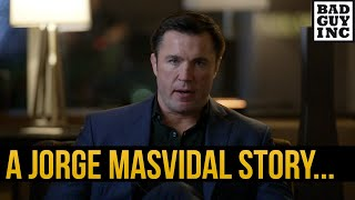 Michael Bisping told me a crazy Jorge Masvidal story...