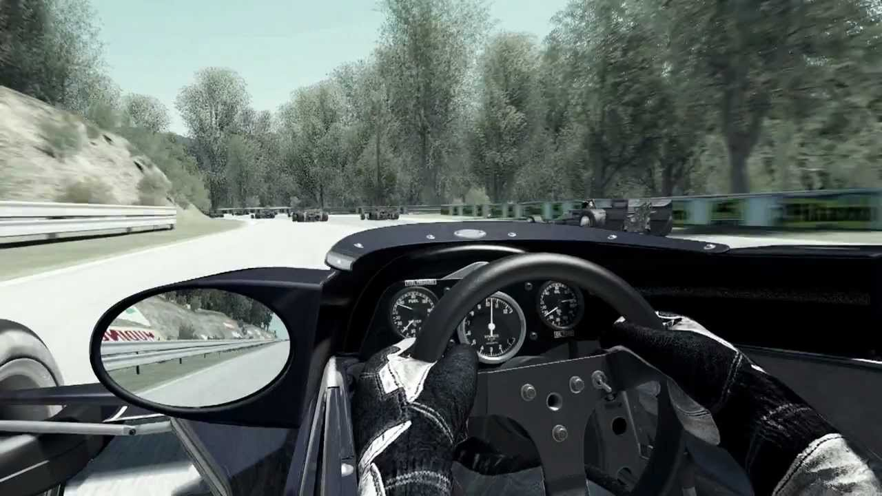 Fans Are Still Helping This Racing Game Look Amazing