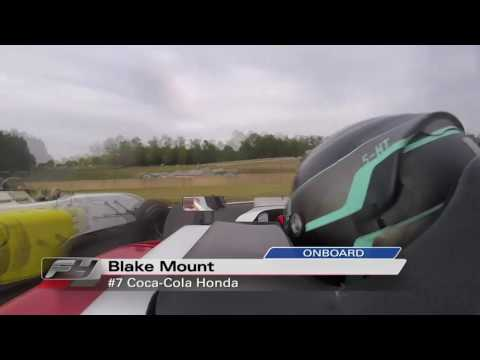 Off-Track Spin-outs at Road Atlanta- F4 U.S. Championship