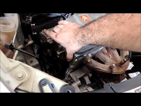 Das Benzin oder der Dieselmotor reno espejs