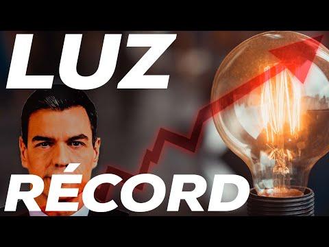 Luz récord