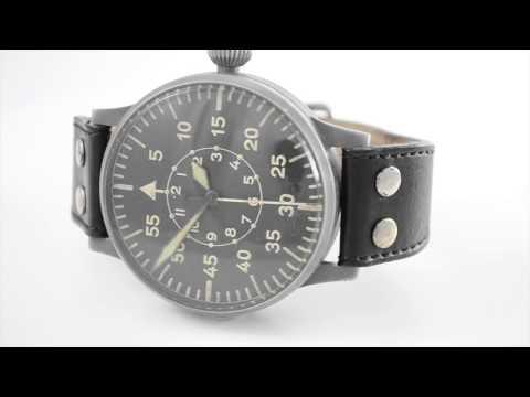 LACO Fliegeruhr für die deutsche Luftwaffe