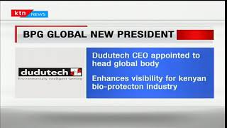 MD of Dudutech,Thomas Maison has been elected as BPG Global new president