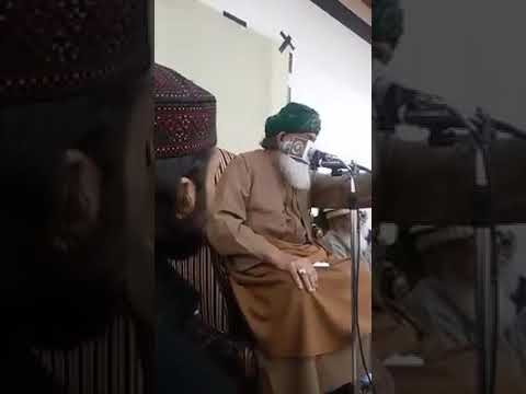 Hazoor Shaykh Ul Alam Hazrat Pir Muhammad Allaudin Siddiqui Sab ( RA ).