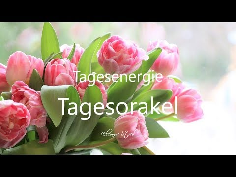 Tagesorakel Samstag  16-03-2019 (видео)