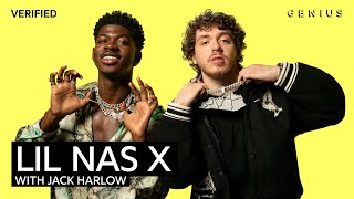 """Lil Nas X & Jack Harlow """"Industry Baby"""" Official Lyrics & Meaning 