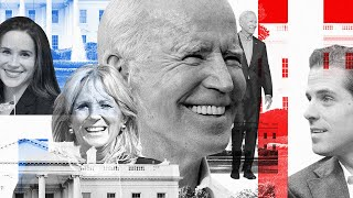 video: Watch: Who are America's First Family, and how does the Joe Biden clan compare to the Trumps?