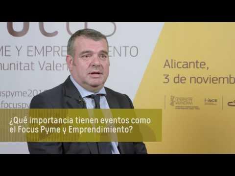Entrevista a Fernando Canos. Director comercial en la Comunidad Valenciana para Banco Sabadell[;;;][;;;]