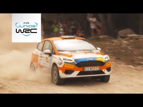 Junior WRC - Rally Italia Sardegna 2019: Friday Highlights