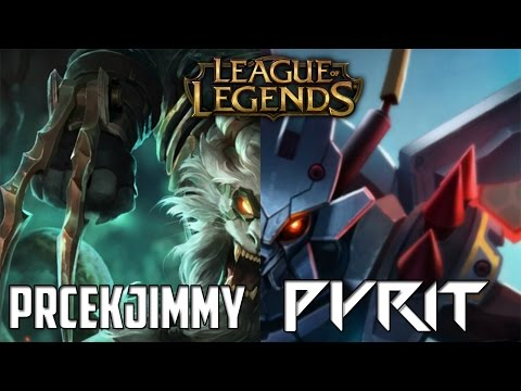 LEAGUE of LEGENDS | w/PrcekJimmy | ᴴᴰ