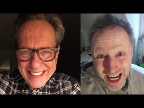 Limmy does a great impersonation of Richard E Grant's rather over the top first impressions of Star Wars.