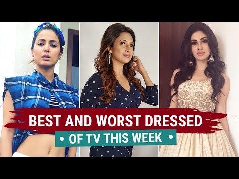 Hina Khan, Divyanka Tripathi, Karishma Tanna : TV's Best and Worst Dressed of the Week