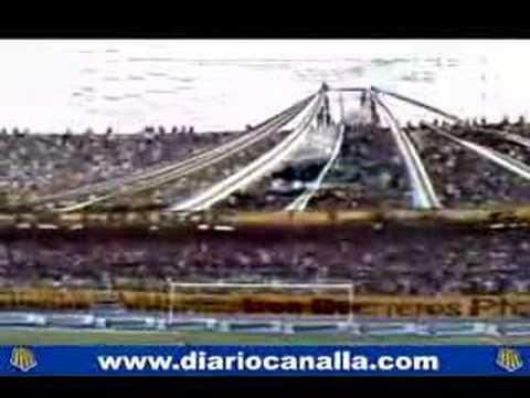 """""""Rosario Central Gente vs nob /// Enzo /// Alan"""" Barra: Los Guerreros • Club: Rosario Central"""