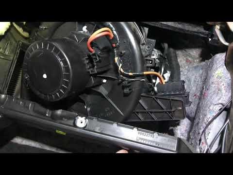 Problema velocità ventola riscaldamento VW Polo