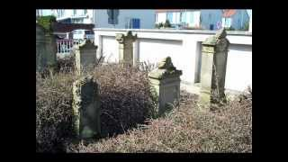 preview picture of video 'Mutterstadt: Mazewot of the Jewish cemetery - Grabsteine auf dem jüdischen Friedhof'