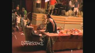 EVANESCENCE - Making Of 'Call Me When You're Sober'